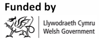Funded by the Welsh Government