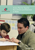 Action plan for teacher recruitment and retention in Wales 2003 001