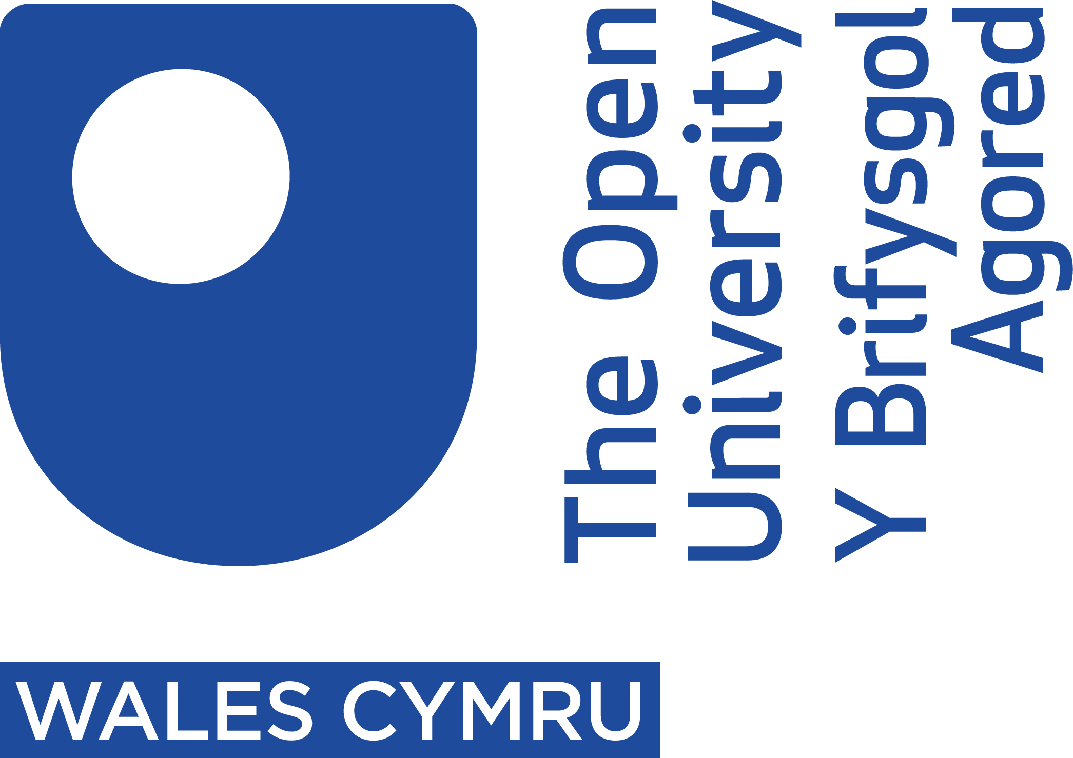 ou wales logo dark blue 177mm